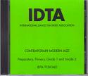 CONTEMPORARY MODERN JAZZ PREP-G2 CD
