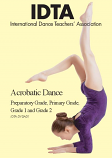 ACROBATIC DANCE PREP TO GRADE 2 DVD
