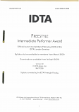 Freestyle Intermediate Performer Award