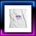IDTA CONGRESS 2021 WHITE GYM BAG