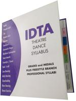 IDTA Theatre Dance Syllabus 2016 edition